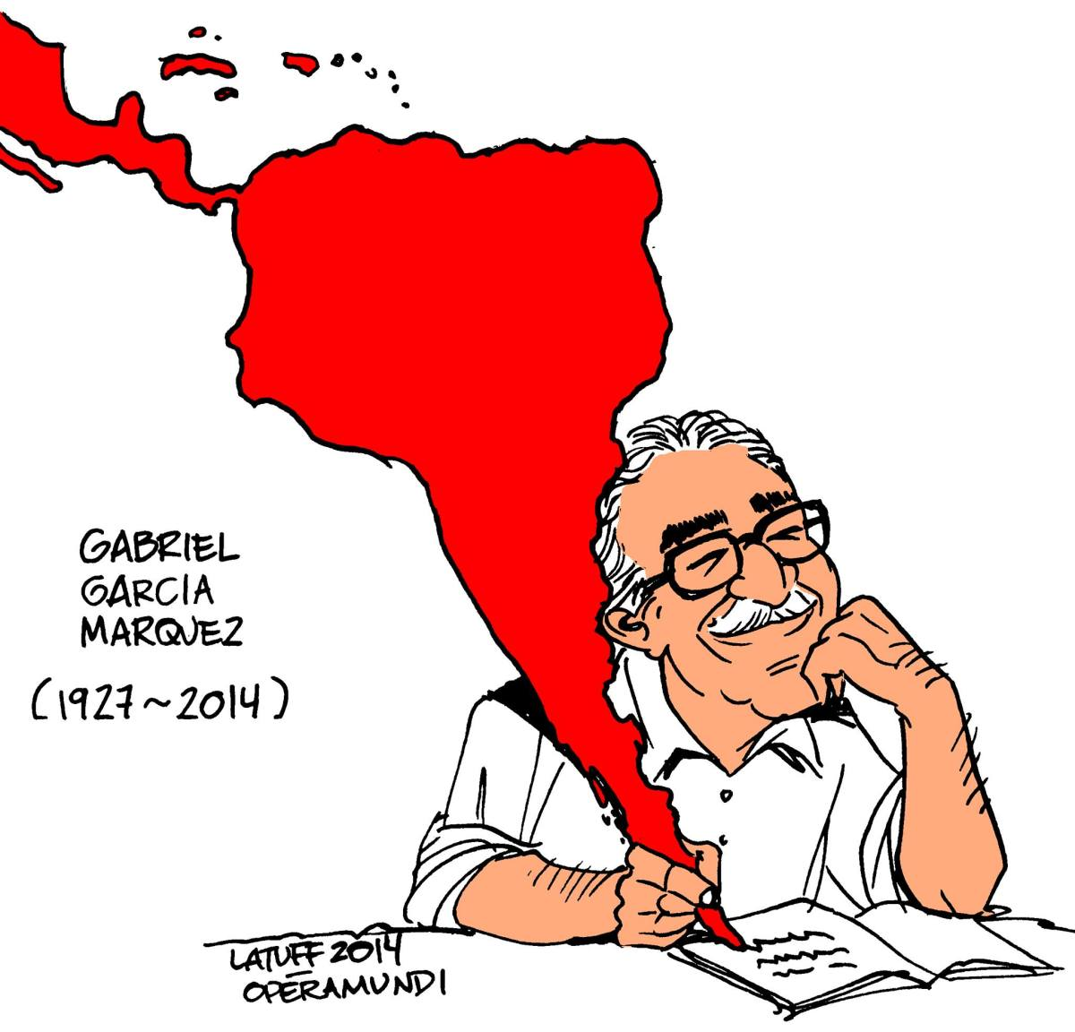 VIAJAR (de Gabriel García Márquez)