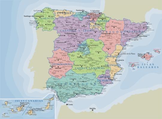mapa-poltico-de-espaa