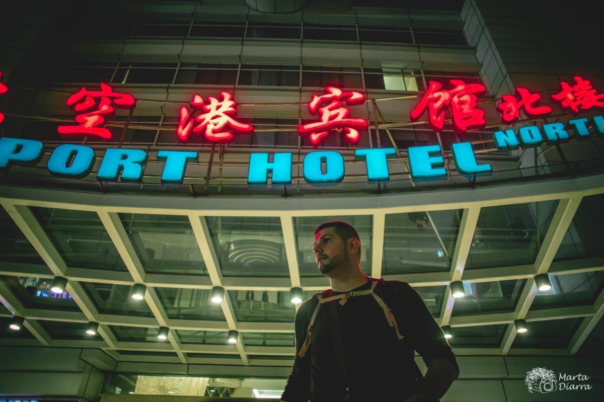 Visado de Tránsito 24h en China