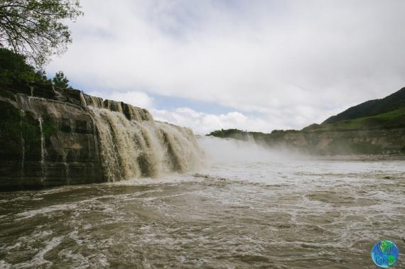 ¡Y más cascadas!