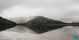 y hermosos reflejos en lagos...